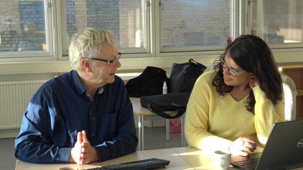 Fora ordblind kompenserende danskundervisning læsestøtte skrivestøtte computer tablet smartphone hjælpeprogrammer lst ocr-oplæsning Hvidovre